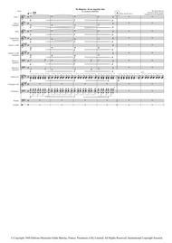 Non, Je Ne Regrette Rien (Edith Piaf, Brass Parts)