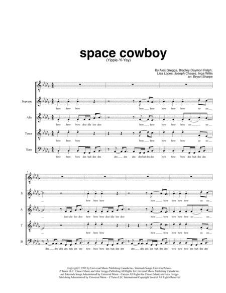 Space Cowboy (yippie-yi-yay)
