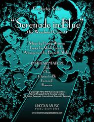 Serenade in Blue (for Woodwind Quintet)