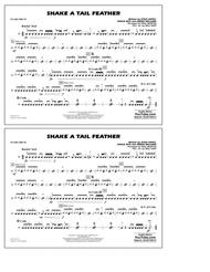 Shake a Tail Feather (arr. Paul Murtha) - Snare Drum