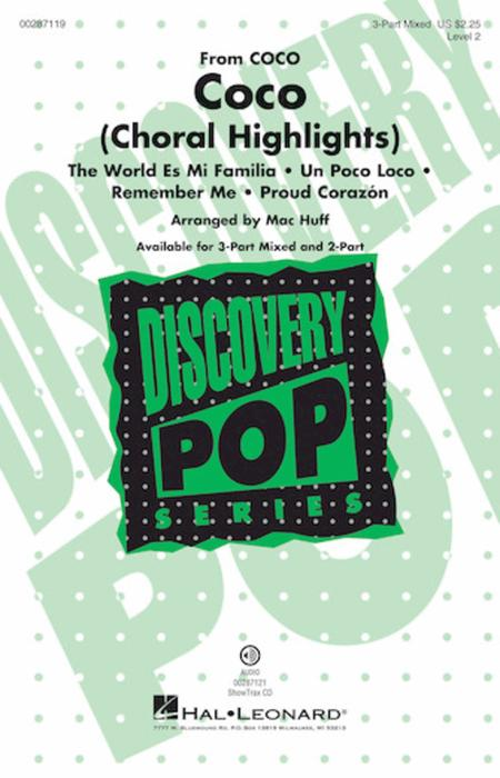 Coco (Choral Highlights)
