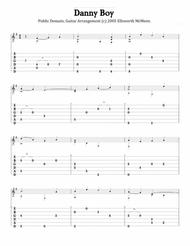 Danny Boy (For Fingerstyle Guitar Tuned Drop D)