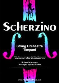Scherzino (Score & Parts)