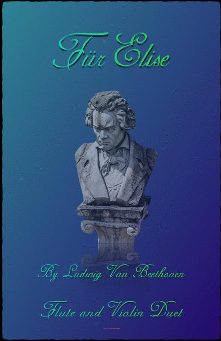 Für Elise, Flute and Violin Duet