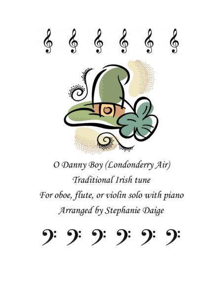 O Danny Boy for C Instrument Solo