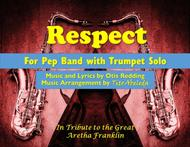 Respect (For Pep Band with Trumpet Solo)