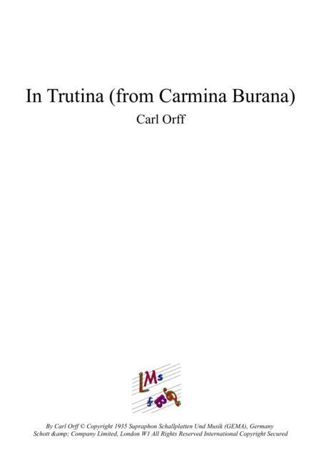 British Brass Band - In Trutina from Carmina Burana
