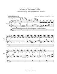 Great Epiphany Organ Chorale,