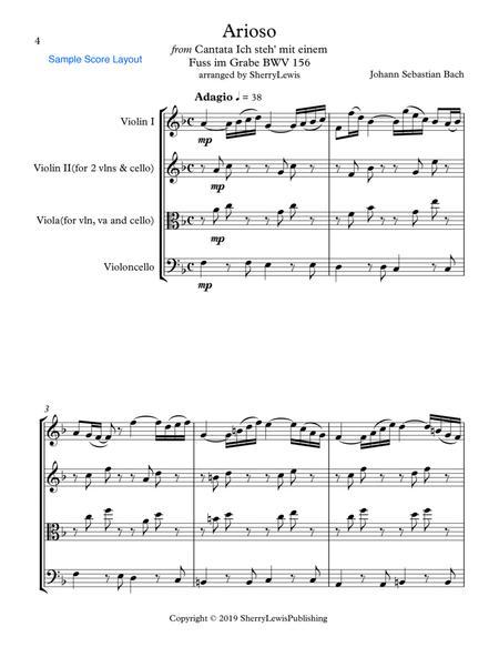 Arioso STRING TRIO (for string trio)