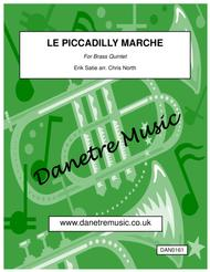 Le Piccadilly Marche (Brass Quintet)