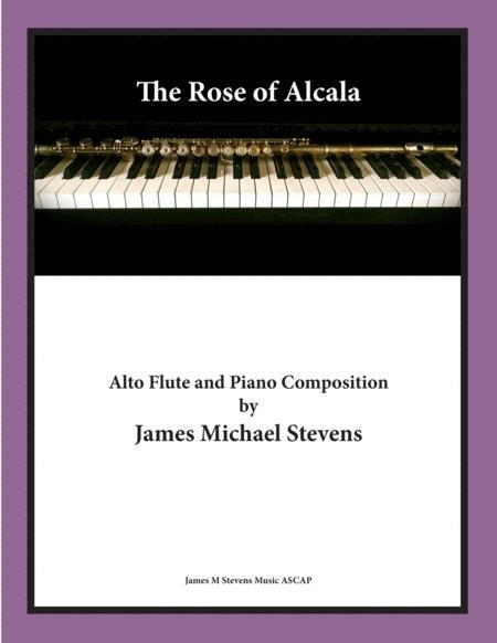 The Rose of Alcala - Alto Flute & Piano