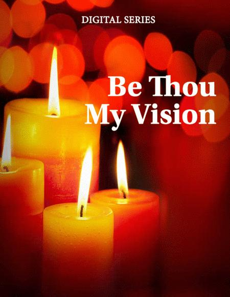 Be Thou My Vision for String Quartet (or Mixed Quartet) Music for Four