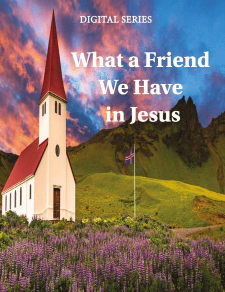 What a Friend We Have in Jesus for Viola & Cello (or Bassoon) Duet - Music for Two