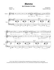 Mamma (for 2-part choir - (SA)