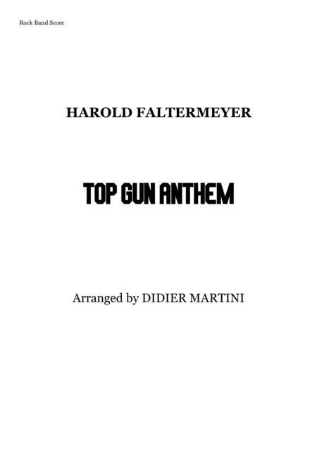 Top Gun Anthem // For Rock Band