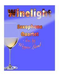 Winelight (Saxophone Quartet)