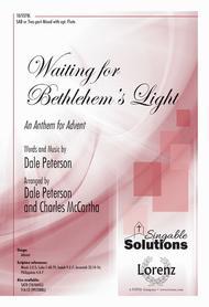 Waiting for Bethlehem's Light