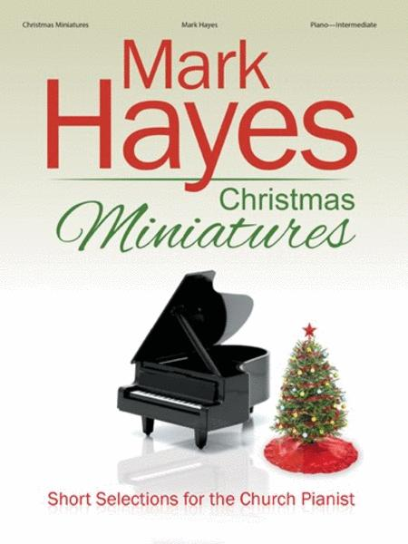 Mark Hayes Christmas Miniatures