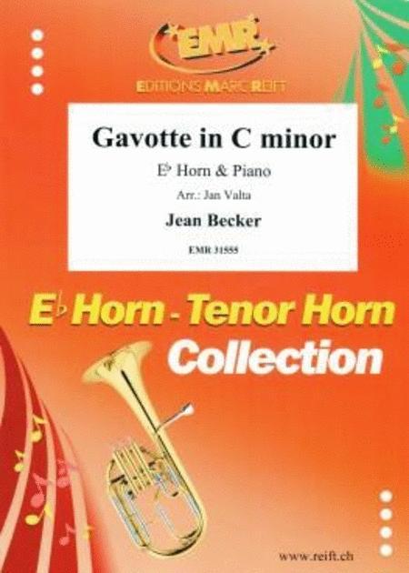 Gavotte in C minor