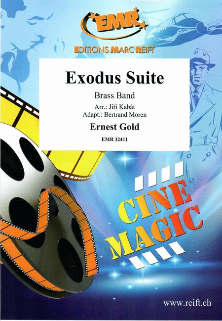 Exodus Suite By Ernest Gold Score And Parts Sheet Music For Brass Band Buy Print Music Ma Emr 32411 Sheet Music Plus