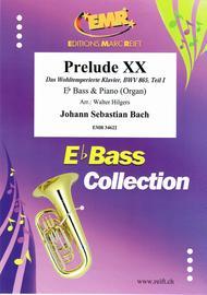 Prelude XX