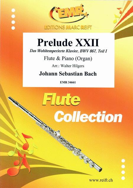 Prelude XXII