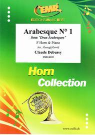 Arabesque Ndeg 1