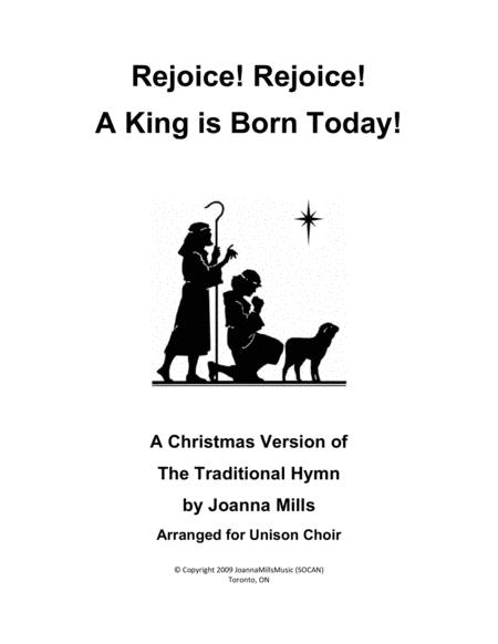 Rejoice! Rejoice! A King Is Born Today! (The Sheep's Carol)
