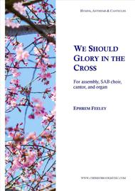 We Should Glory in the Cross