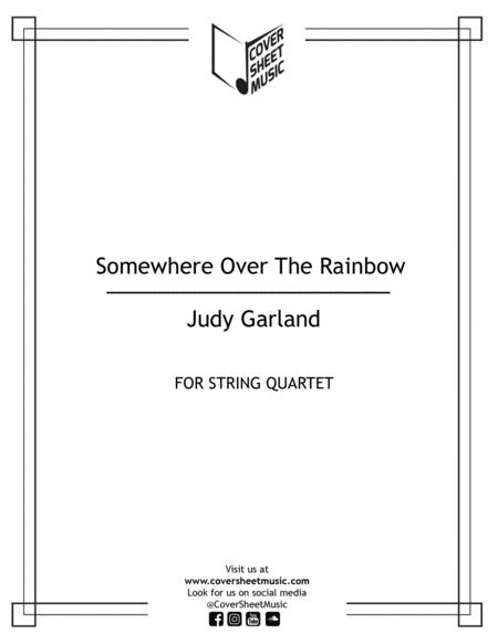 Somewhere Over The Rainbow String Quartet