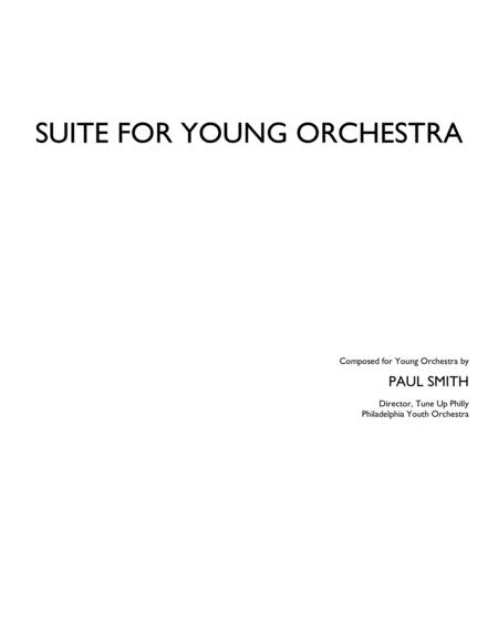 Suite for Young Orchestra