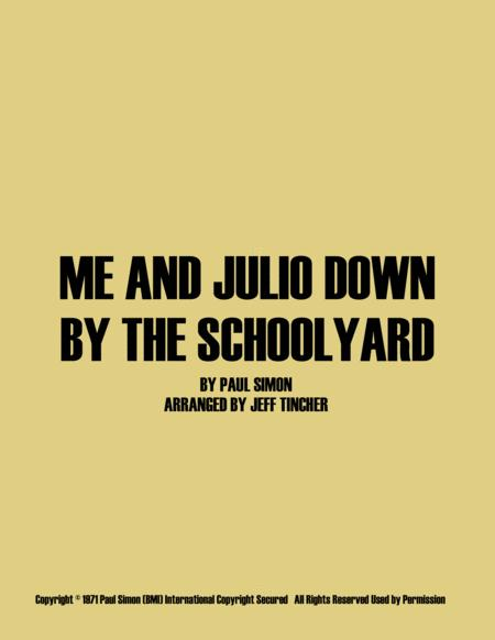 Me And Julio Down By The Schoolyard