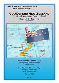 Download God Defend New Zealand (National Anthem) - Concert