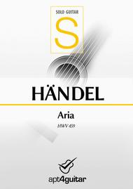 Aria HWV 459