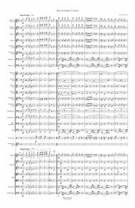 Stars & Stripes for full orchestra