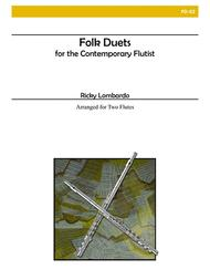 Folk Duets for the Contemporary Flutist
