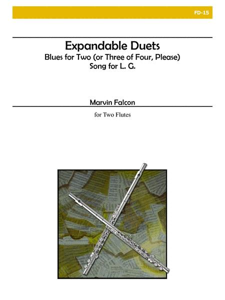 Expandable Duets: Blues for Two (or Three or Four, Please) & Song for LG