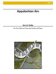 Appalachian Airs for Two Flutes and Piano