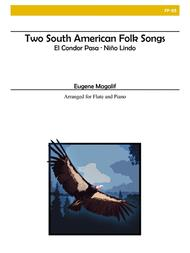 Two South American Folk Songs for Flute and Piano