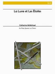 La Lune et Les Etoiles for Flute Quartet