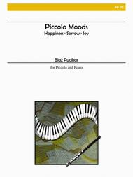 Piccolo Moods for Piccolo and Piano