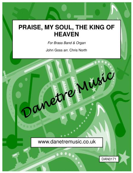 Hymn: Praise, My Soul, The King of Heaven (Brass Band & Organ)