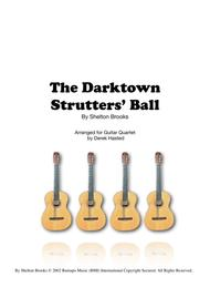 The Darktown Strutters' Ball (4 guitars/large group)