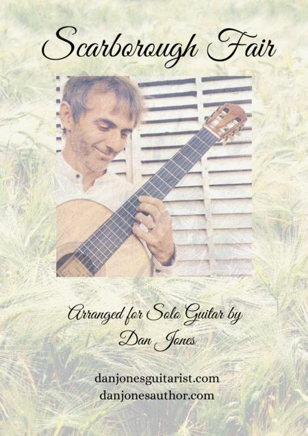 Scarborough Fair for Solo Guitar
