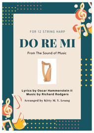 Do-Re-Mi (The Sound of Music) - 12 String Harp