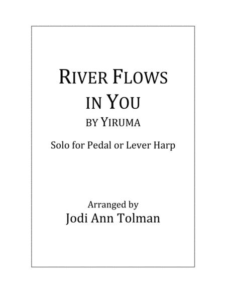 River Flows In You, Harp Solo
