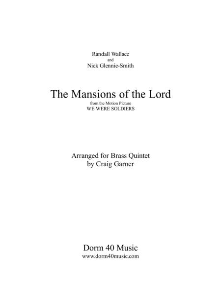 The Mansions Of The Lord (for Brass Quintet)
