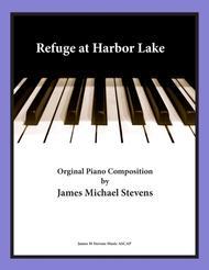 Refuge at Harbor Lake - Reflective Piano