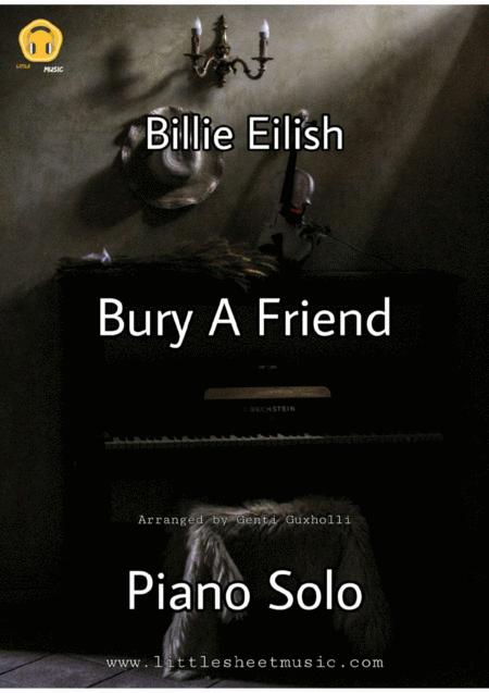 Bury A Friend (Piano Solo)