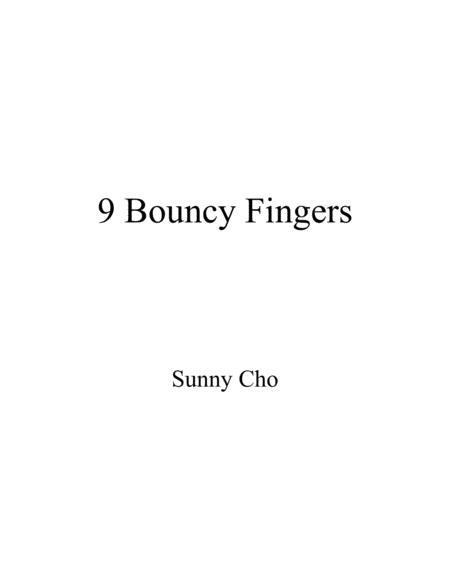 9 Bouncy Fingers_Early intermediate solo piano